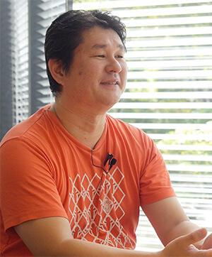 株式会社givers 代表取締役 安藝泰弘様