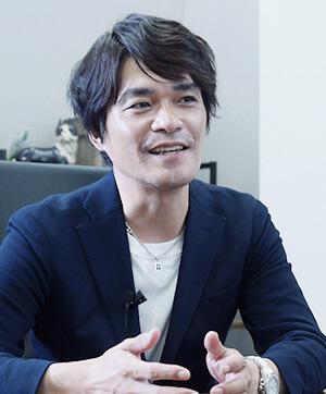 SOM株式会社 専務取締役 林健太郎様